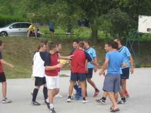 Kotarji zmagovalci Breginj 2009_10