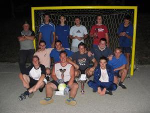 Finalisti turnirja skupaj