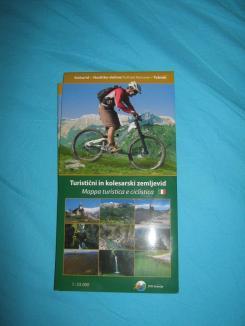 1. Turistični in kolesarski zemljevid