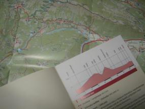3. Turistični in kolesarski zemljevid