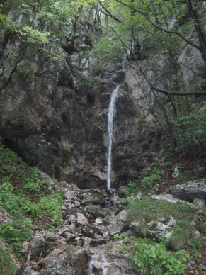 Pohod Breginj-Brezje 2010 1