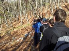 Po starih breginjskih poteh_11 (pot med sv. Marjeto in Prekopo)