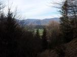 Po starih breginjskih poteh_5 (pogled na Stran nad Breginjem)