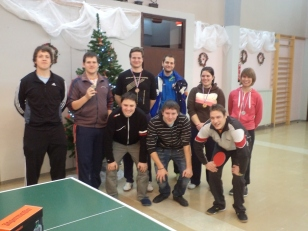 Turnir namizni tenis 32