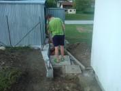 Betonaža mulde in zida_4