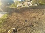 Grabljenje izkopanih in nasutih delov okolice igrišča_20